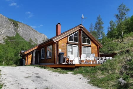 Arctic nature, seaview, boat rental,  midnight sun