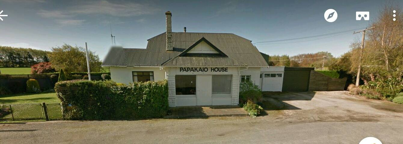 Papakaio House