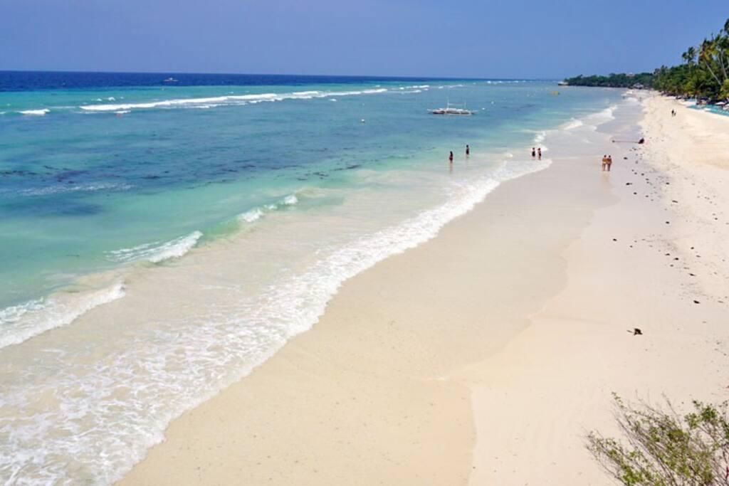 Beautiful Alona Beach