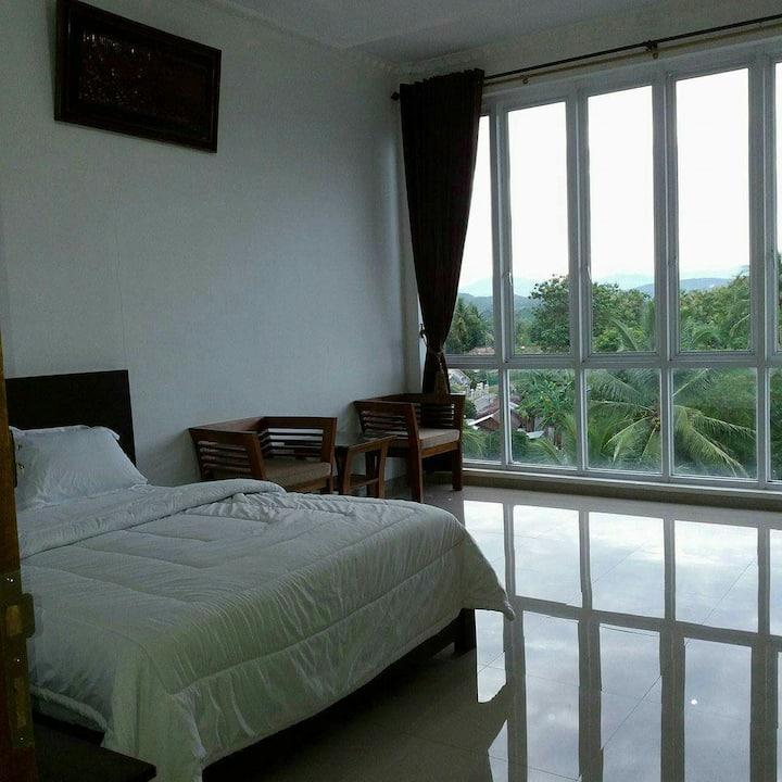 Hotel Arafah (Hotel yang Syariah dg view alam)