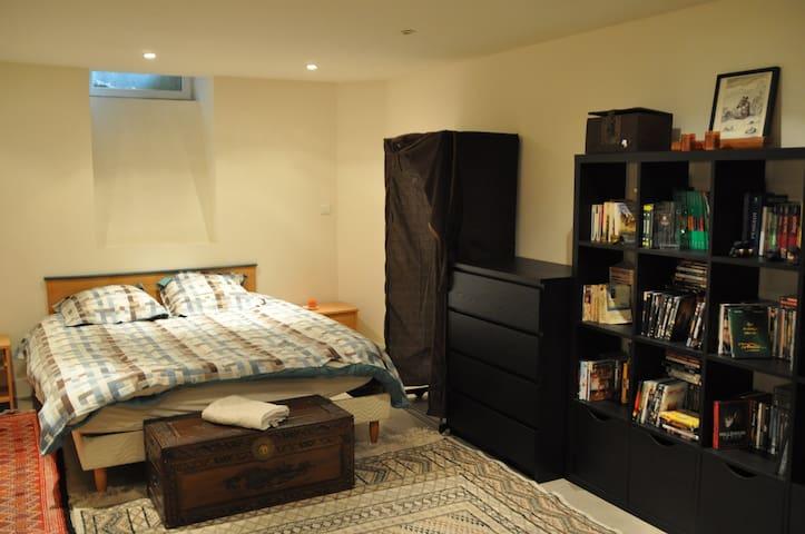 Chambre cosy au calme 25m2