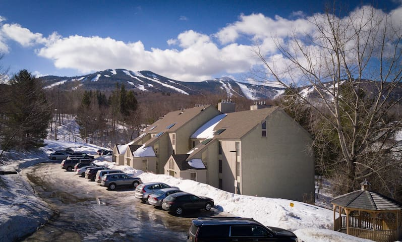 Cozy 3Bed/2Bath Condo on Killington - Killington - Kondominium