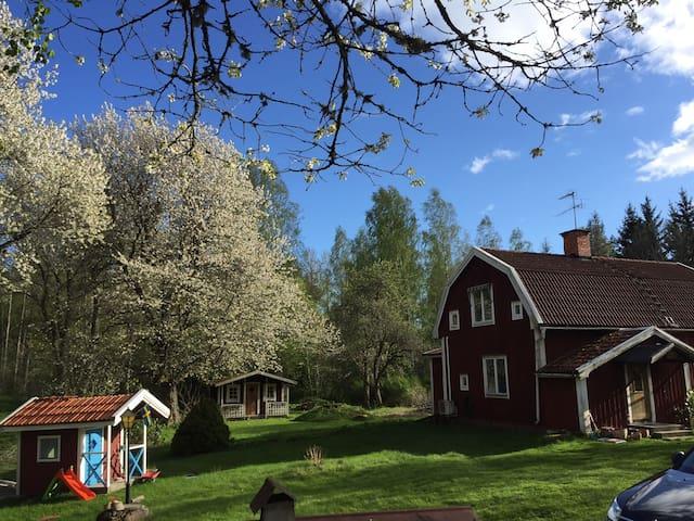 Sommarhus med egen brygga - Rimforsa