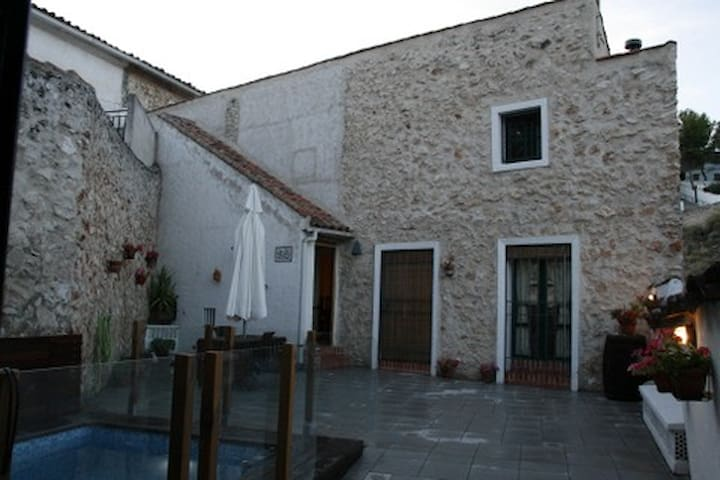 Casa en entorno rural - Valdelaguna