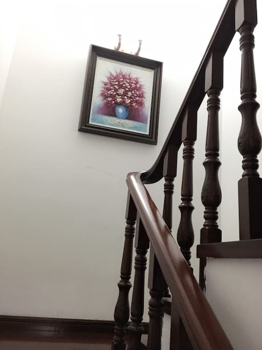 楼梯 Stairs