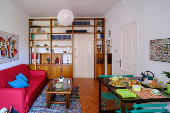 Delightful & Comfortable Apartment - City Centre