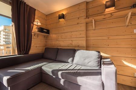 Appartement 2* centre Val-Thorens - Saint-Martin-de-Belleville - Lägenhet