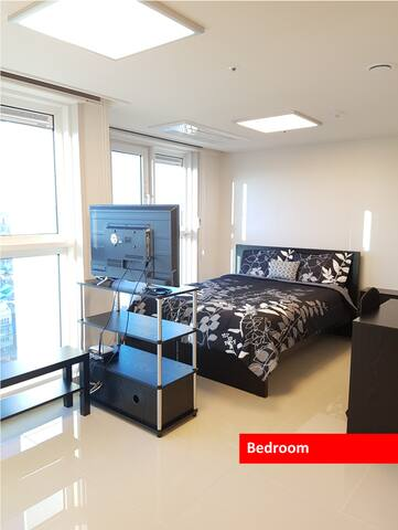 Private studio, 5 minutes from main gate - Sinjang-dong, Pyeongtaek - อพาร์ทเมนท์