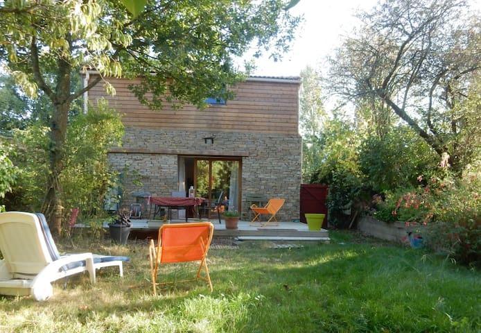 Maison à 10 minutes des Sables d'Olonne - Grosbreuil - Rumah