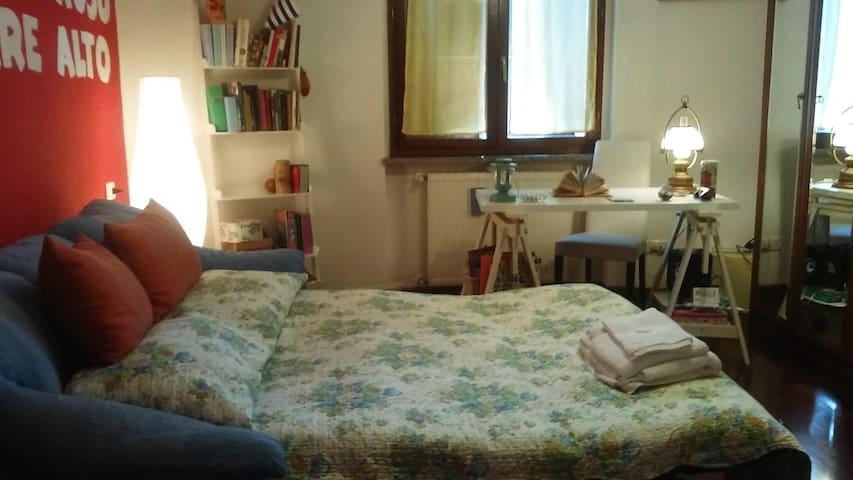 affitto stanza a viaggiatori... - Concesio - Appartement