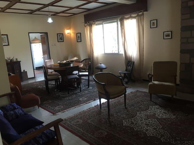 Addis - private room spacious, clean & convenient