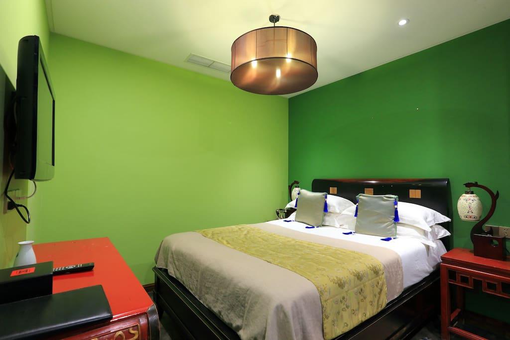 Hotel Cote Cour Beijing - Standard Queen Room
