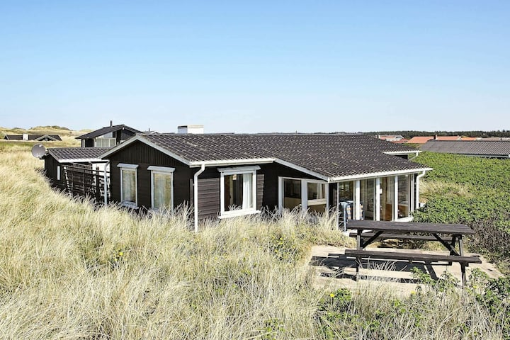 Spacious Holiday Home in Løkken Jutland Near Beach