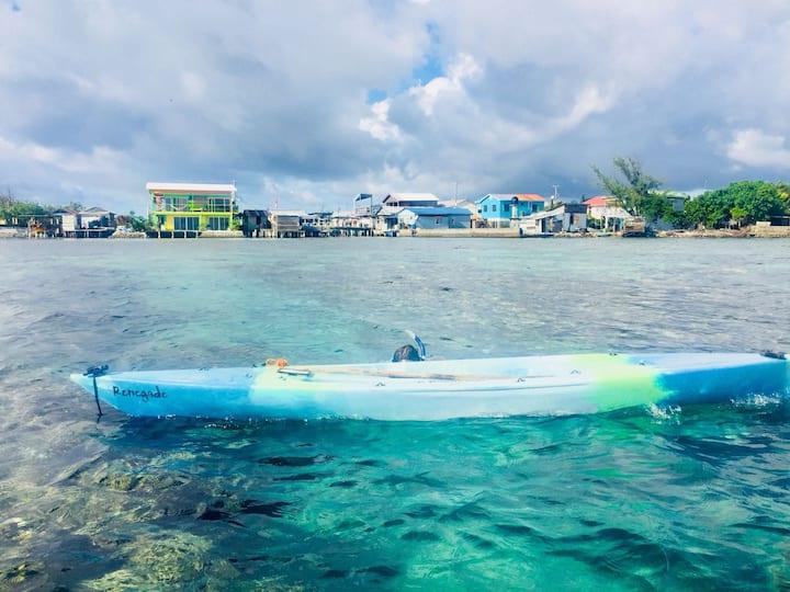Casa Colorada - in the Heart of an Island Paradise
