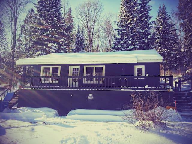 My cabin in Canada