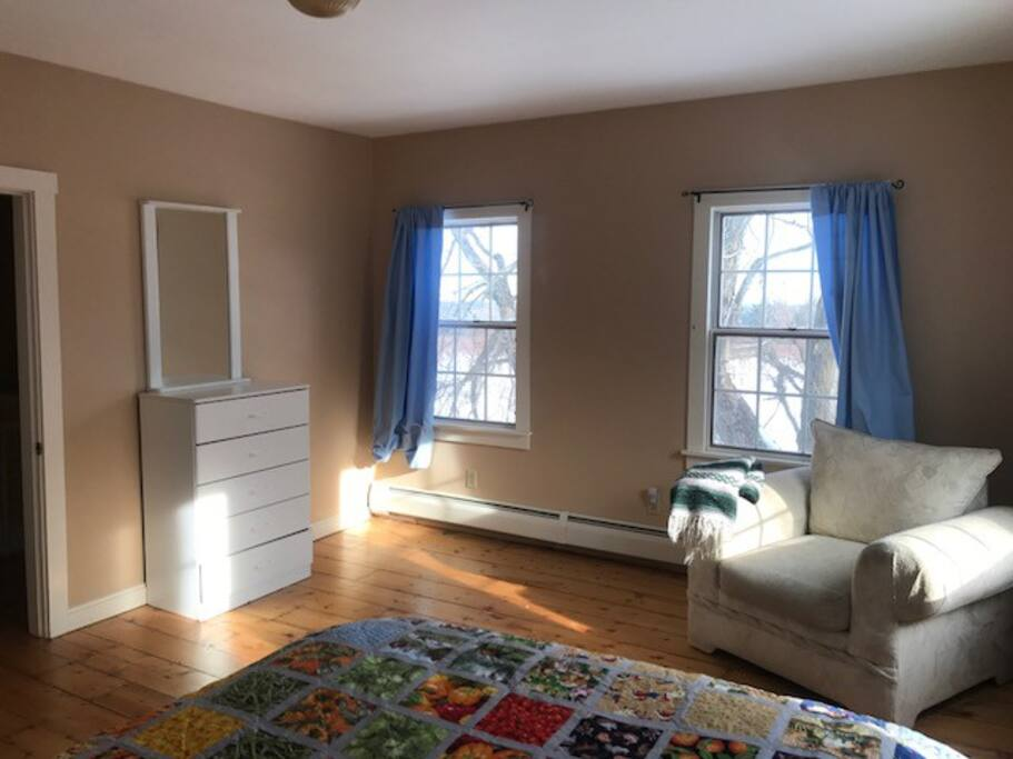 Guest Room with Great Light