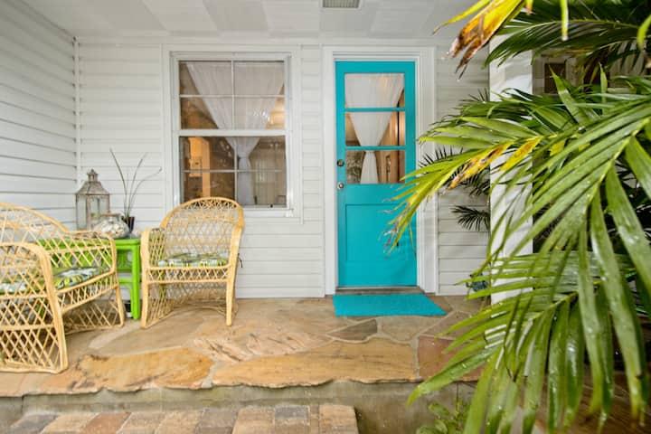 Garden Cottage/Enjoy a piece of paradise/statepark