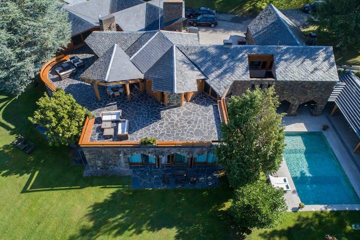 Villa Pyrenees GOLF&SPA