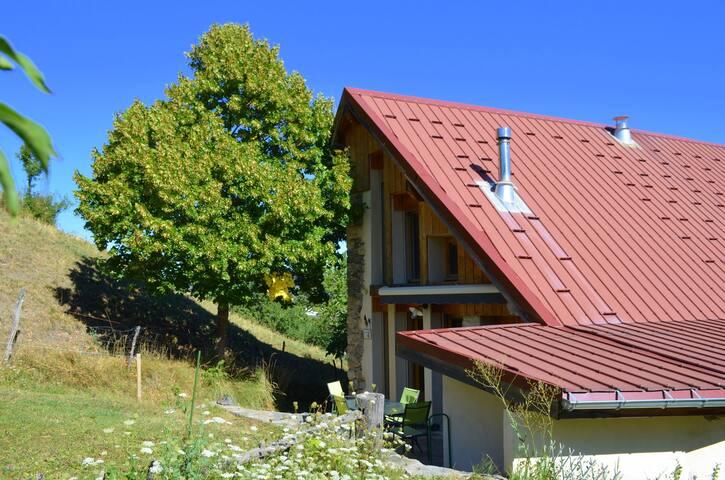 Gîte La Sittelle : la montagne en Provence