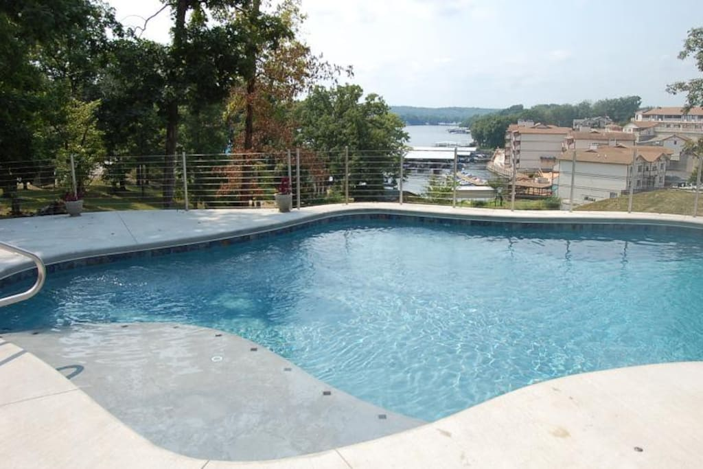 Private Pool Vacation Home Houses For Rent In Lake Ozark Missouri United States