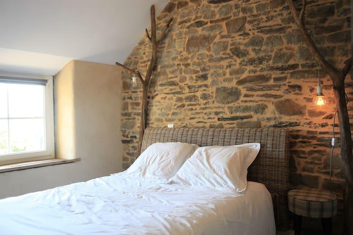 Gîte de la Grée, charme en Brocéliande - Néant-sur-Yvel - Natur lodge