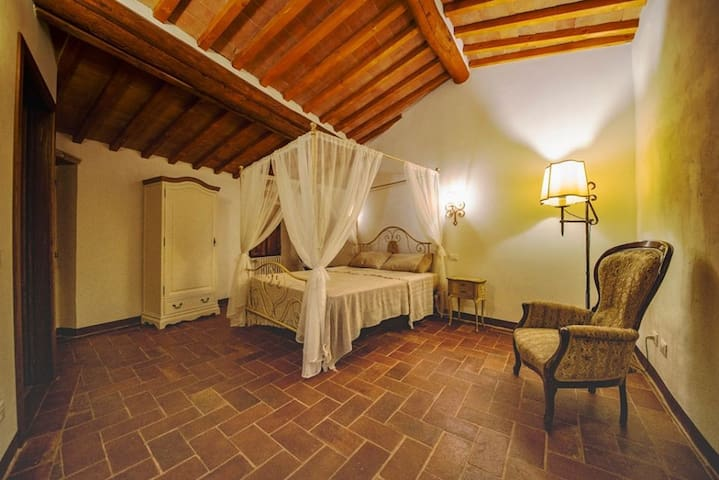 La Terrazza sul Borgo - Montefioralle Apartment