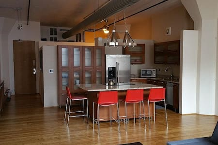 Loft in Printers Row - Chicago