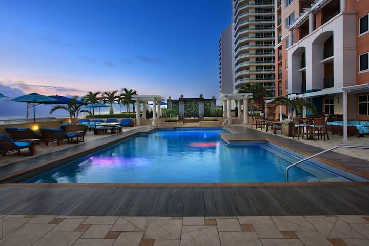 Marriott's Ft. Laud. Beachplace Twr 1BEDRM sleeps4