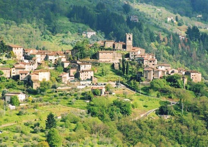 Casa Della Pia - Sorana - Casa de camp