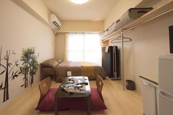 near Asakusa Akihabara lnexpensive compact room!! - Katsushika-ku