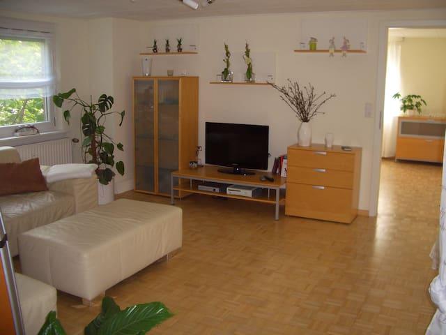 Moderne, gemütliche Wohnung bei Europapark Rust - Schwanau, Baden-Württemberg, DE - Lejlighed