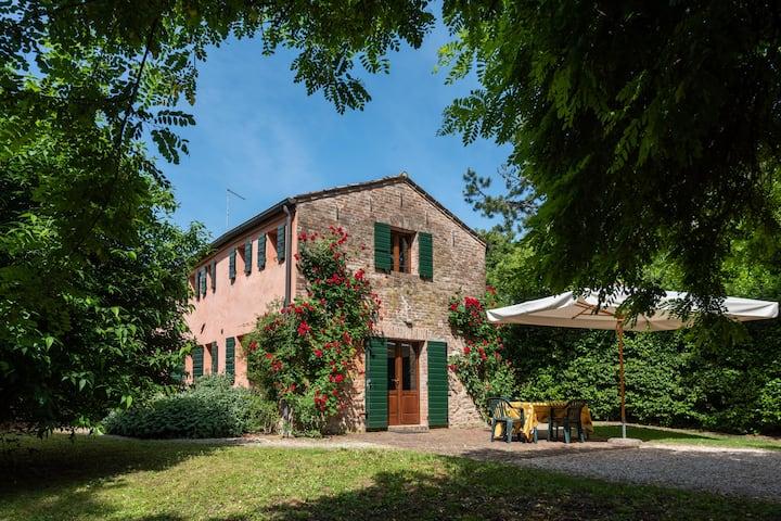 Casa Pisani B_120sqm piscina e giardino