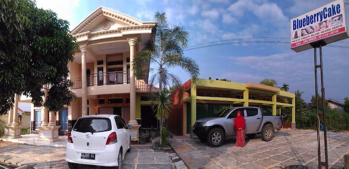 Ar-Raihan Homestay, KK III/SPC, Pelepat Ilir