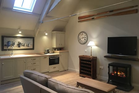Beautiful newly converted hayloft - Yealmpton