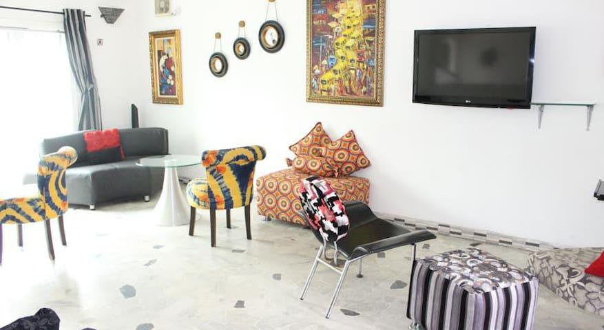 Residence Ikoyi 1 bedroom & kitchen - Ikoyi - Apartment