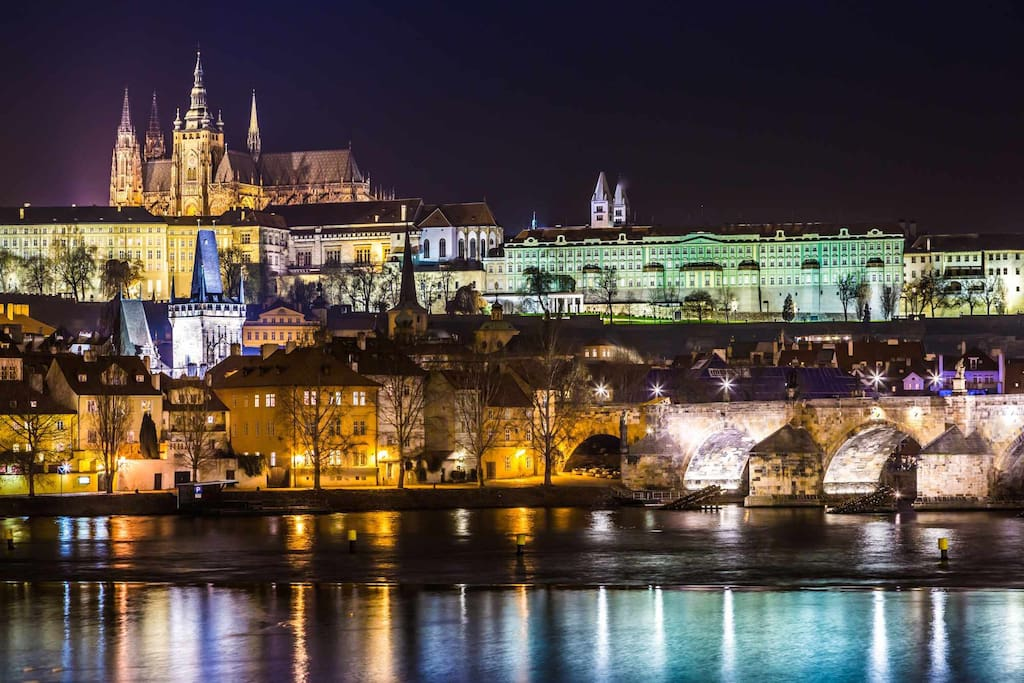 Prague castle view luxury apartment apartments for rent for M hotel prague