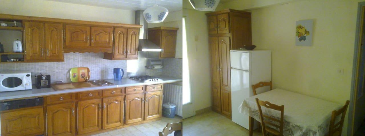 logement de vacances - Rivières - Apartamento