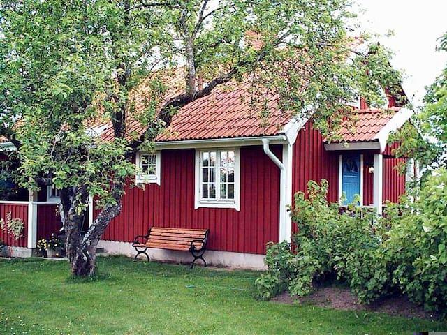 Hermanstorp I - Lakes & Acitivities - Ljung - Houten huisje