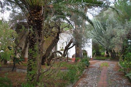 Affittasi villa a Cefalù - Mazzaforno - Casa de campo