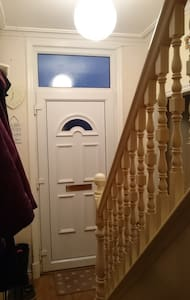 Double room in Victorian house + beautiful views - Cefn-mawr - House - 2