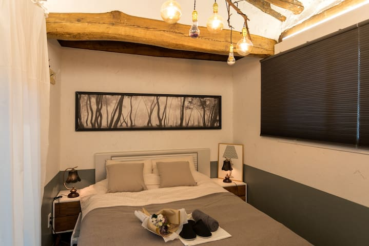 'KONG ZIP' House - Queen Bed (Private Ensuite) - Jongno-gu - บ้าน