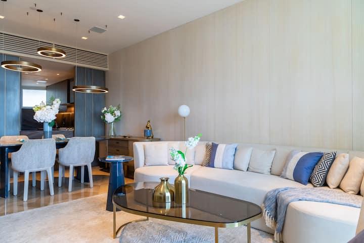 Stylishly Sleek Luxury at FIVE Palm Jumeirah