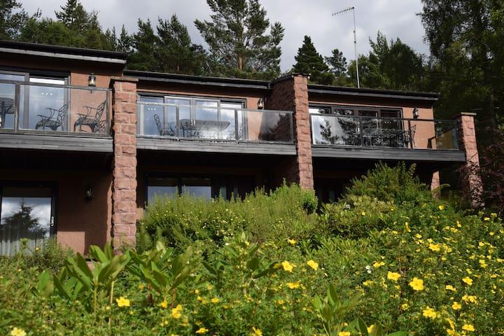 Lodge 2 Craigendarroch - Aberdeenshire