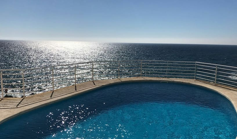 Cabo de Gata primera línea vista mar - sea front