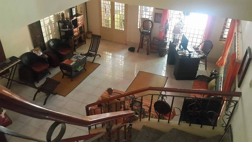 2 bedrooms availables in a pleasant house