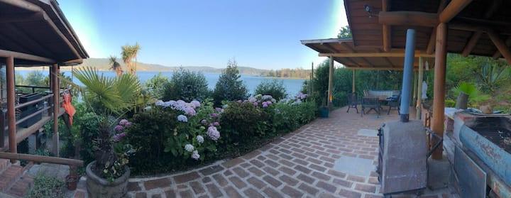 Lago Vichuquen Arriendo Casa