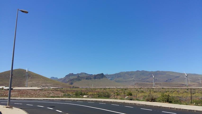 StEmy - Suggestiva vista montagne a Vecindario