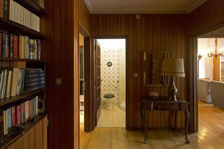 Lovely twin room in the vibrant Porto downtown - Porto - Appartement