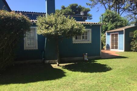 casa azul villa gesell