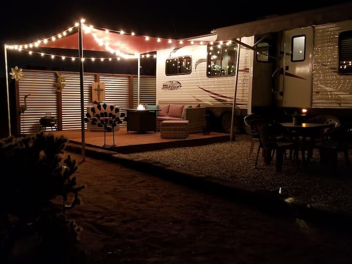Luxury Desert Camping for 2